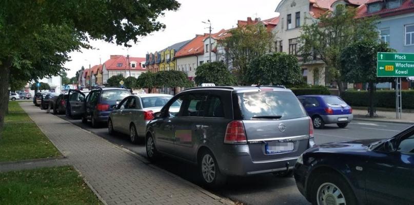 Wojna taksówkarzy. Sprawa trafiła na policję - Zdjęcie główne