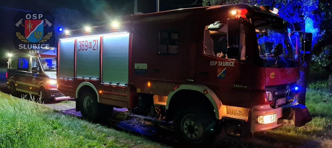 Tragedia niedaleko Płocka. Młody mężczyzna popełnił samobójstwo [ZDJĘCIA] - Zdjęcie główne