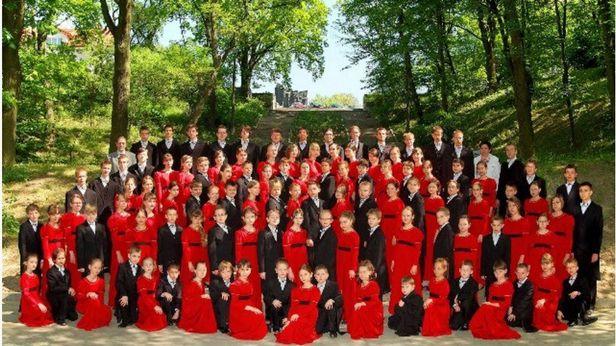Amerykańska podróż chórzystów z Płocka - Zdjęcie główne