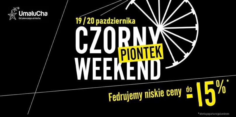 Czorny Piontek, Czorny Weekend - Zdjęcie główne