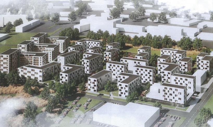 Czy po zakładach drobiarskich powstanie osiedle mieszkaniowe? Zdecydują radni - Zdjęcie główne