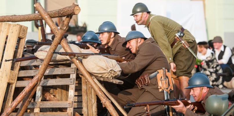 98 lat temu płocczanie oparli się bolszewickiemu najeźdźcy  - Zdjęcie główne