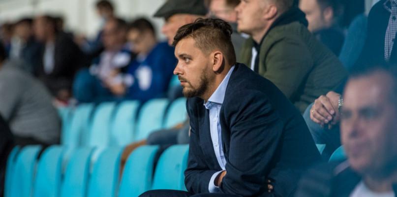 Tomasz Marzec: Mam swoją wizję na budowę klubu [WYWIAD] - Zdjęcie główne