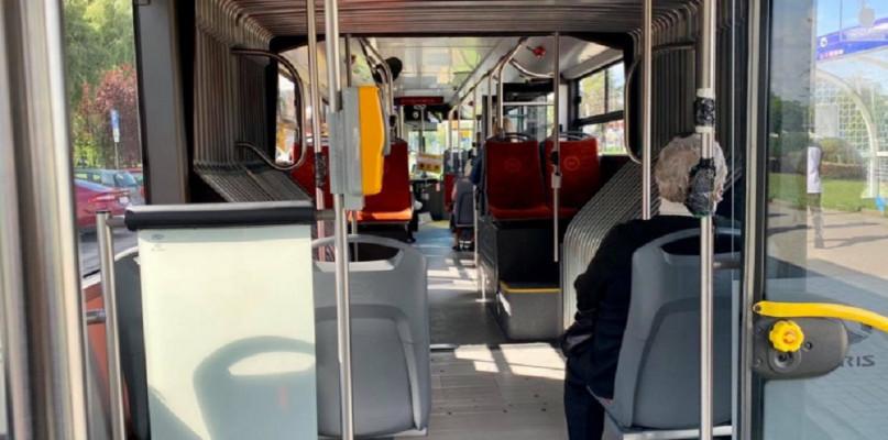Nowe obostrzenia w autobusach KM Płock. Co się zmieni? - Zdjęcie główne