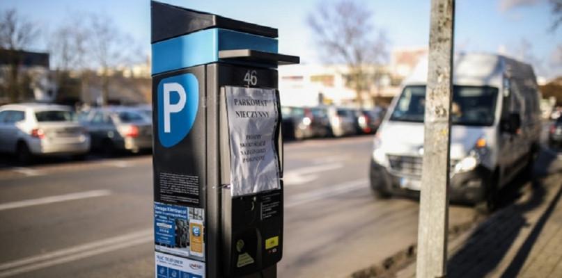Opłaty za parkowanie w centrum wrócą już za kilka dni  - Zdjęcie główne