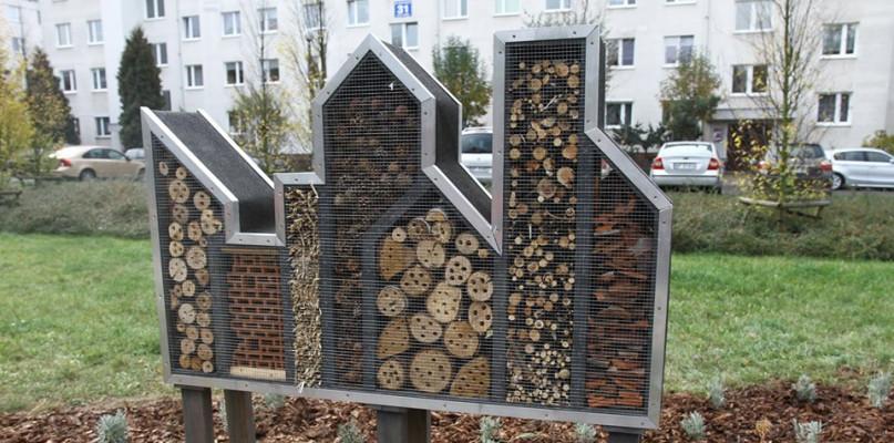W Płocku powstał nietypowy hotel [FOTO] - Zdjęcie główne