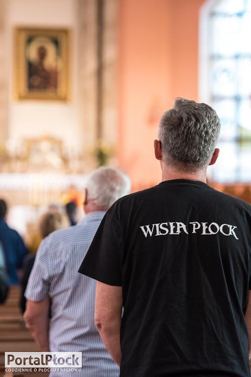 Msza Święta w intencji Wisły Płock - Zdjęcie główne