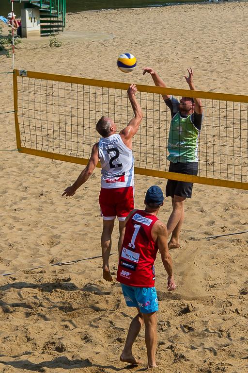 Mistrzostwa Płocka w siatkówce plażowej - Zdjęcie główne
