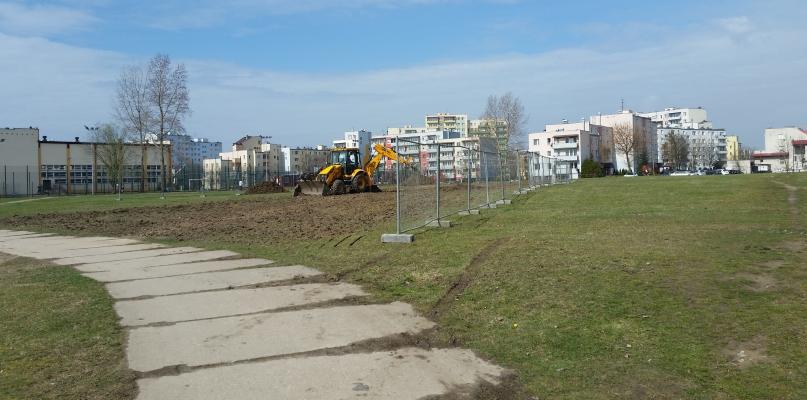 Ruszyła budowa nowego centrum na Podolszycach - Zdjęcie główne