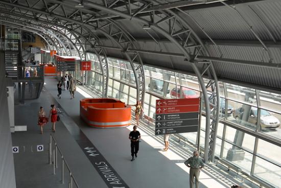 Wreszcie! Będą autobusy na lotniska - Zdjęcie główne