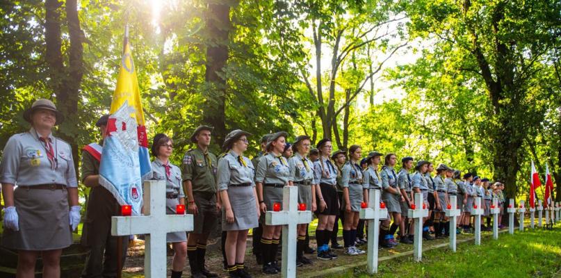 Sierpniowe obchody wydarzeń patriotycznych - Zdjęcie główne