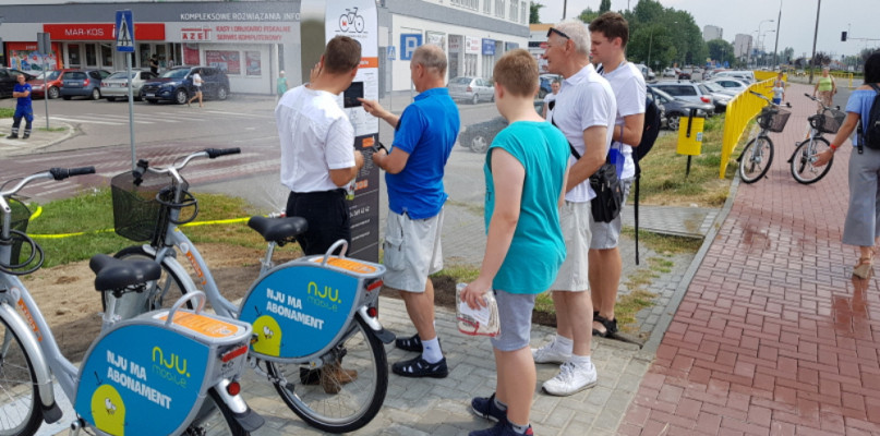 Na rower miejski trzeba jeszcze poczekać. Jakie nowości w tym roku? - Zdjęcie główne