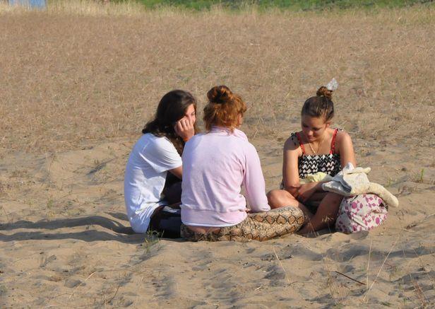 Dziś festiwal. Na plaży praca wre [FOTO] - Zdjęcie główne