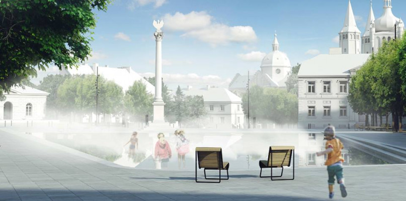 Ratusz powtarza przetarg na wykonanie projektu placu w centrum miasta. Dlaczego? - Zdjęcie główne