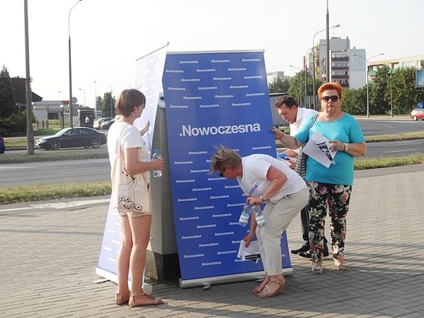 Nowoczesna: Nie bojkotujcie referendum - Zdjęcie główne