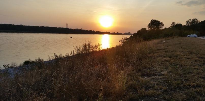 Poziom wody w Wiśle przez jakiś czas będzie niższy - Zdjęcie główne