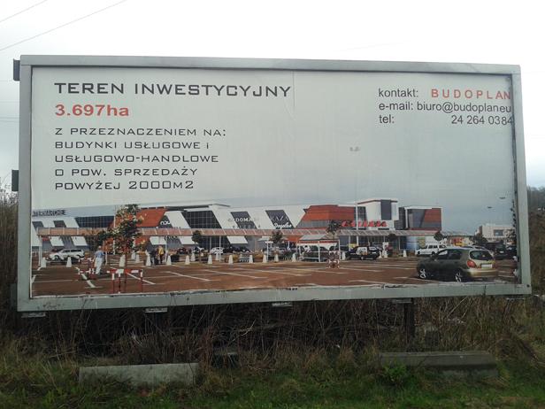 Nowa galeria handlowa na Podolszycach? - Zdjęcie główne