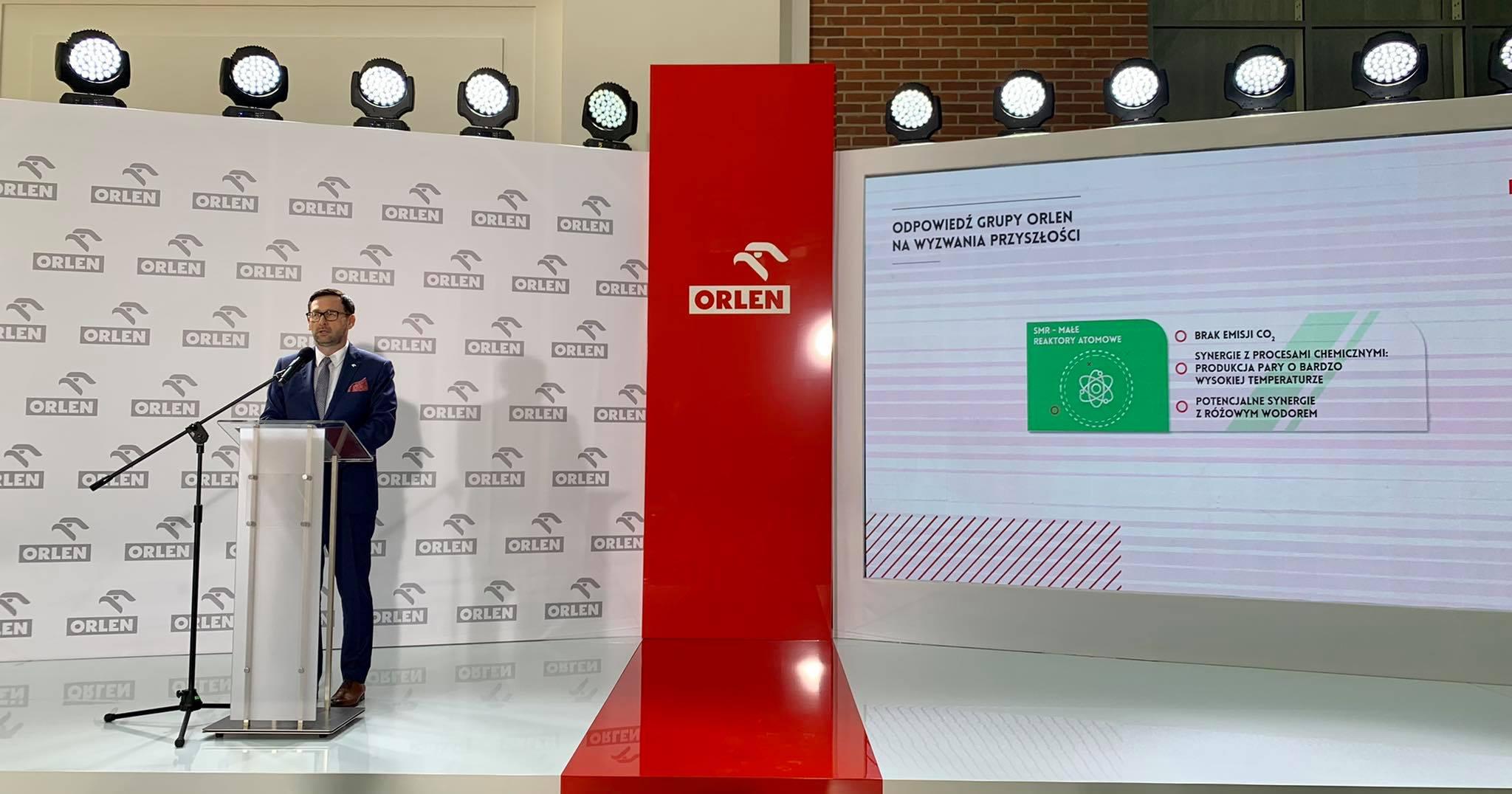 PKN Orlen podpisał porozumienie. Będzie rozwijać zeroemisyjne technologie jądrowe - Zdjęcie główne