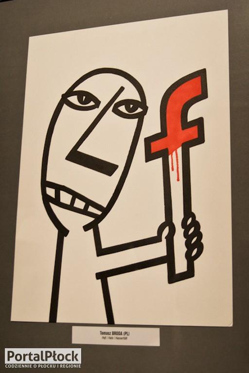 Satyra, żart i zło w płockiej galerii - Zdjęcie główne