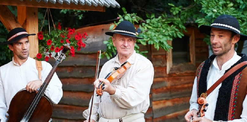 Poznając góralski folklor - Zdjęcie główne