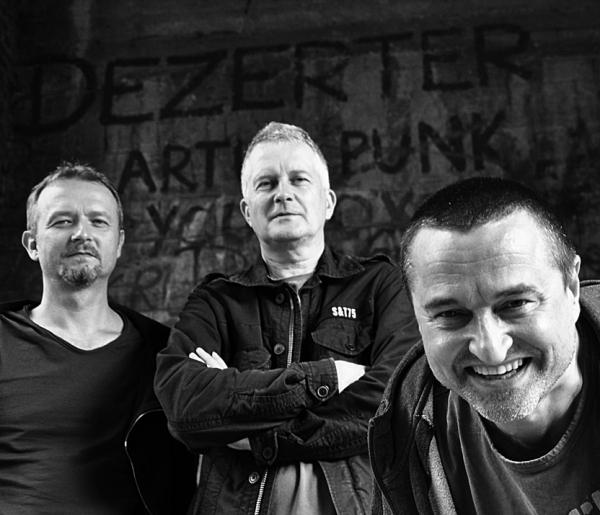 Legendarna grupa powraca do Płocka po pięciu latach  - Zdjęcie główne