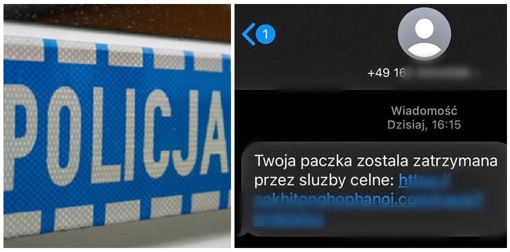 Policja przestrzega: uwaga na cyberprzestępców. Wysyłają fałszywe SMS-y - Zdjęcie główne