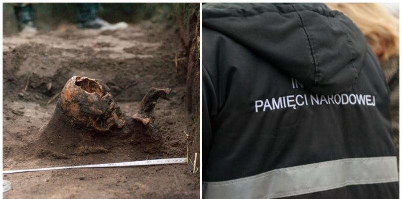 Na cmentarzu odnaleziono szczątki żołnierzy. A przy nich granaty - Zdjęcie główne