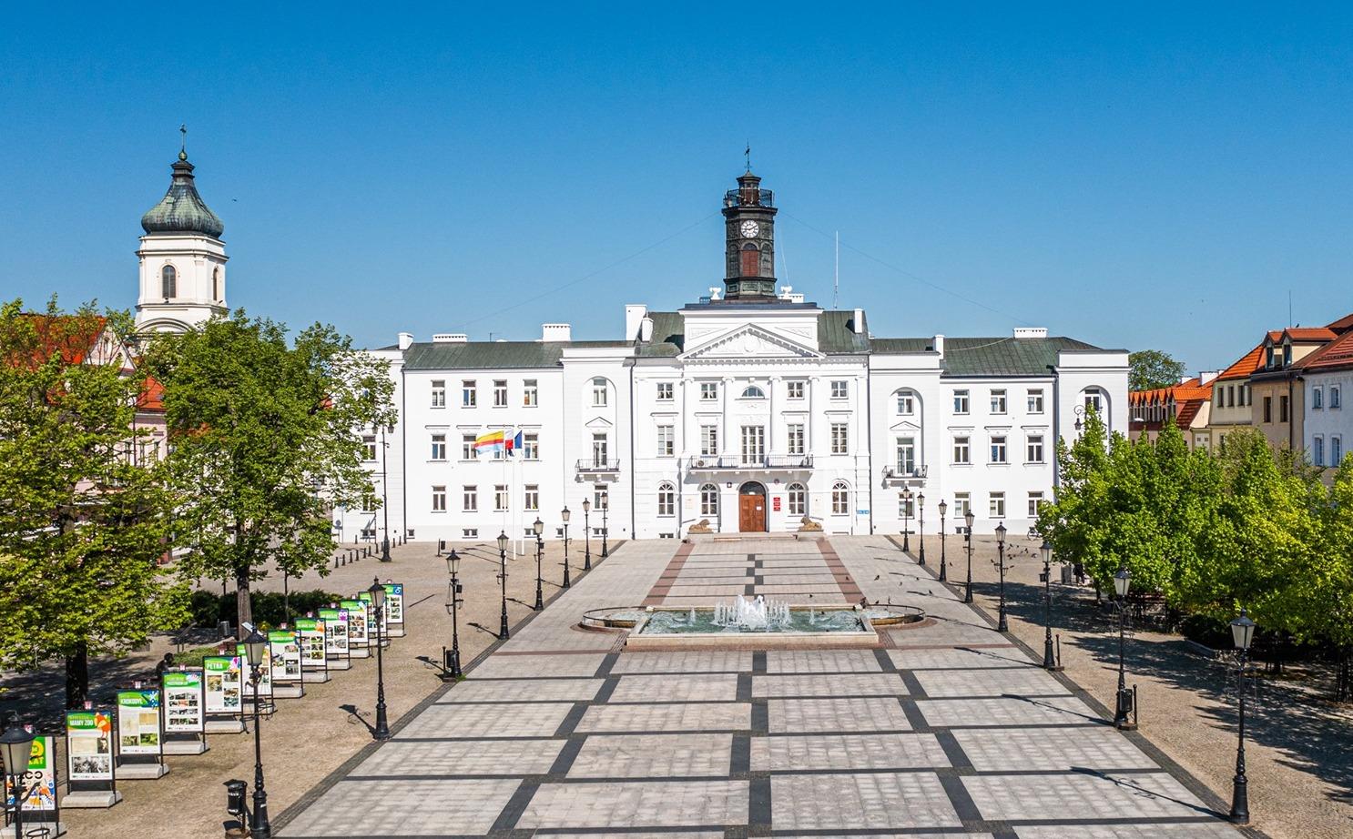 Prezydent Płocka zaprasza w niedzielę do ratusza - Zdjęcie główne