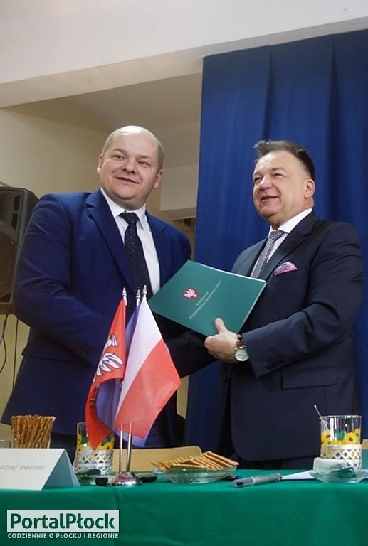 Umowa w sprawie POKiS-u podpisana - Zdjęcie główne
