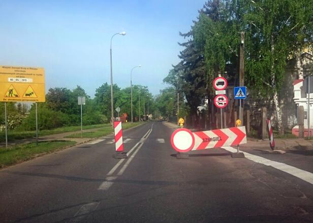 Ruszył remont, zamknięta część ulicy[FOTO] - Zdjęcie główne