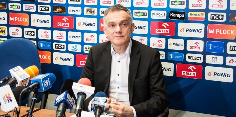 SPR Wisła Płock ma nowego prezesa. Sensacyjny wybór  - Zdjęcie główne