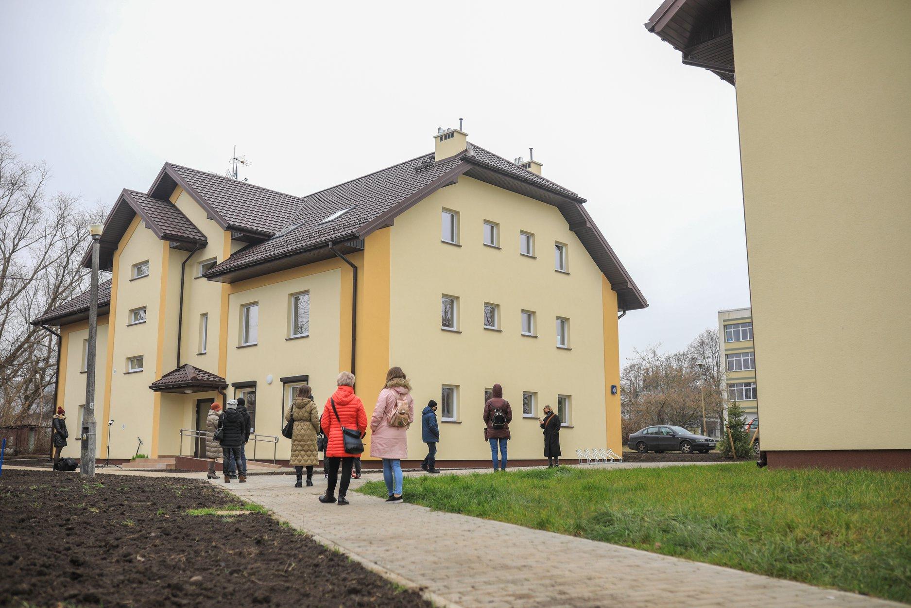 Nowy blok przy Miodowej. Mieszkańcy odebrali klucze - Zdjęcie główne