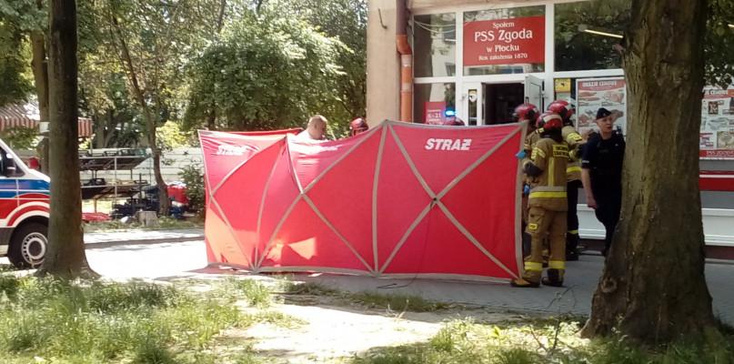 Akcja reanimacyjna w centrum. Życia kobiety nie udało się uratować - Zdjęcie główne