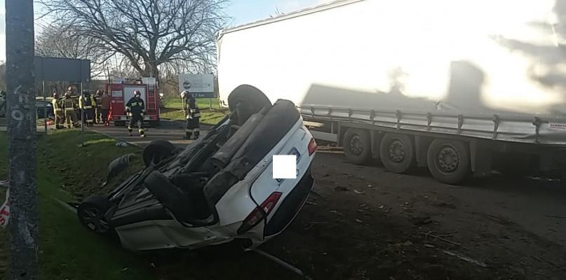 Poważny wypadek w Białej. W akcji Lotnicze Pogotowie Ratunkowe [FOTO] [AKTUALIZACJA] - Zdjęcie główne