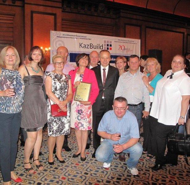 Nagroda specjalna Budmatu w Kazachstanie - Zdjęcie główne