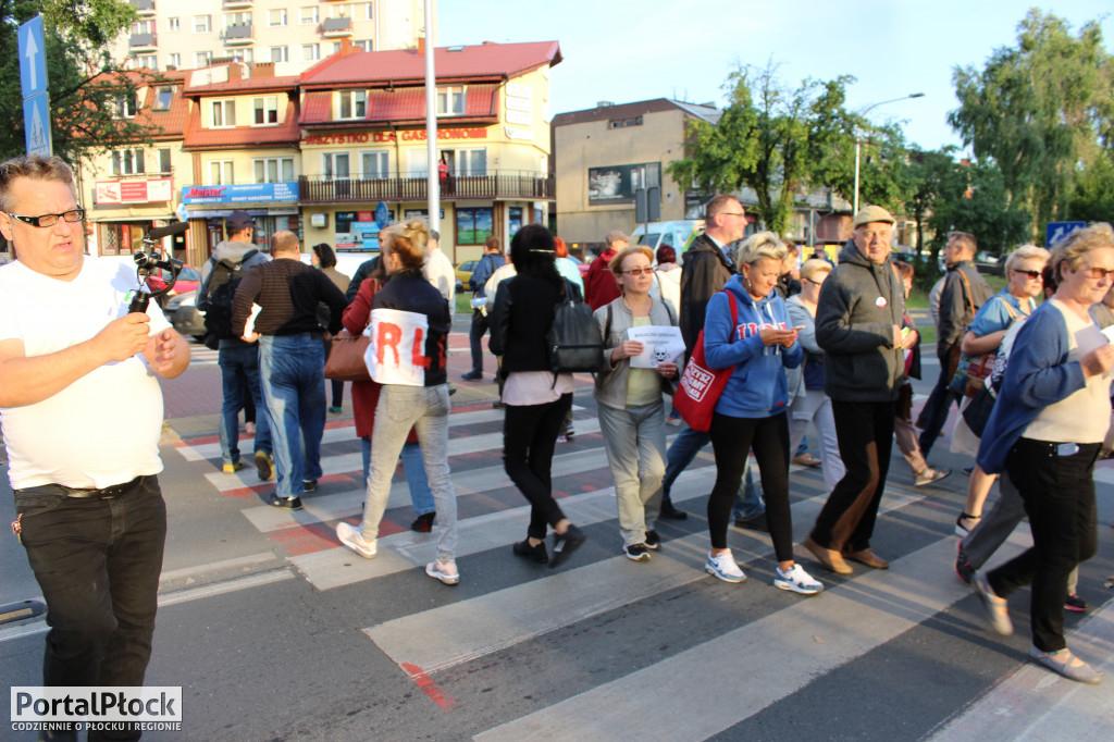 Protestowali przeciwko truciu przez Orlen - Zdjęcie główne