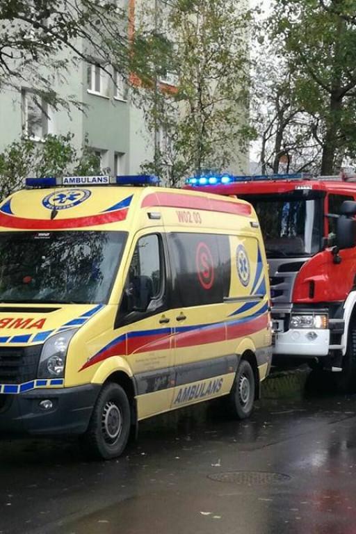 Straż pożarna na Podolszycach - Zdjęcie główne