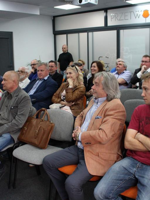 Ile osób przyszło posłuchać Ryszarda Petru? - Zdjęcie główne