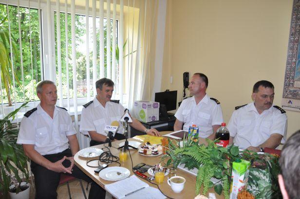Nowa komenda za 8 mln zł na Radziwiu  - Zdjęcie główne