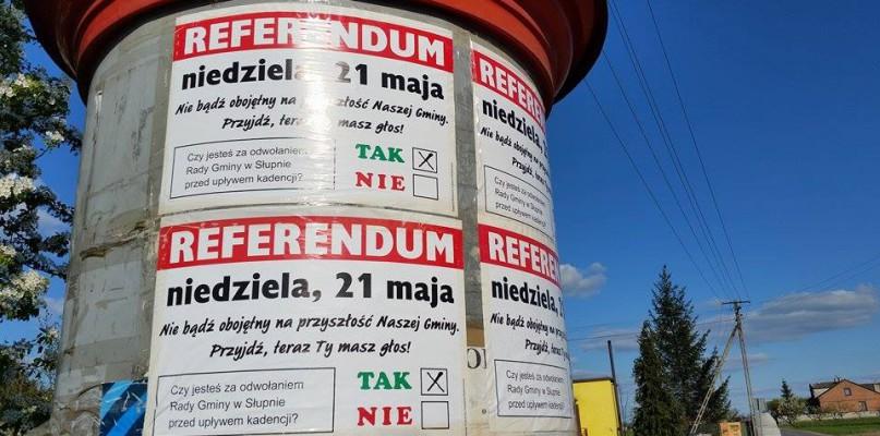 Są już wyniki referendum o odwołanie rady gminy - Zdjęcie główne