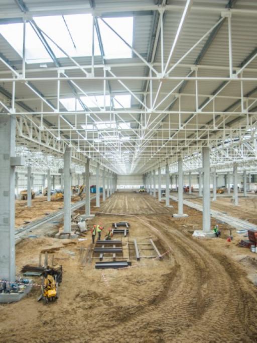 Rozbudowa CNH. Będzie praca dla 124 osób - Zdjęcie główne