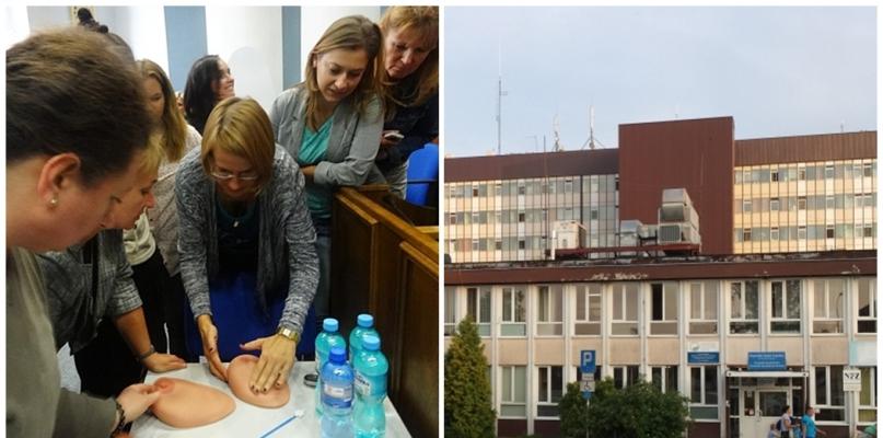 Pierwsze w Płocku zabiegi rekonstrukcji piersi u pań już wykonane - Zdjęcie główne