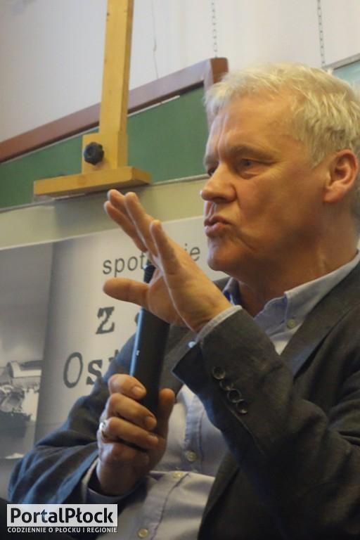 Spotkanie z Jackiem Ostrowskim - Zdjęcie główne