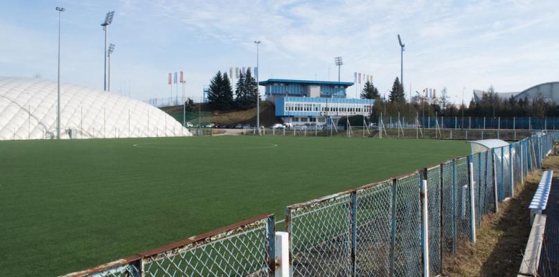 Rusza modernizacja boiska na stadionie Wisły Płock - Zdjęcie główne