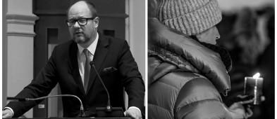 Trzydniowa żałoba w Płocku, od piątku do soboty żałoba narodowa - Zdjęcie główne