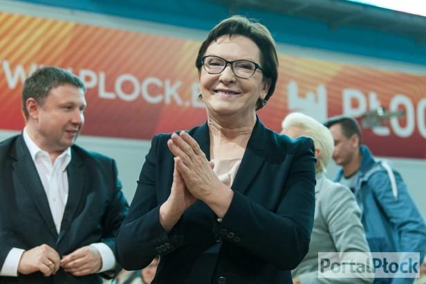 Premier Kopacz o płockich sprawach [FOTO] - Zdjęcie główne