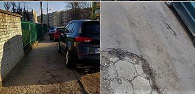 Mieszkańcy chcą remontu ulicy Zawidzkiego. Niestety... - Zdjęcie główne