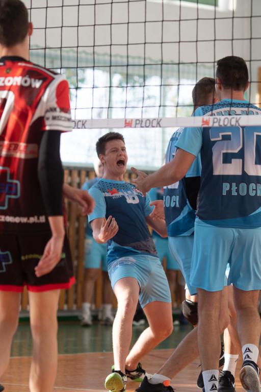 Męska siatkówka ligowa wróciła do Płocka - Zdjęcie główne