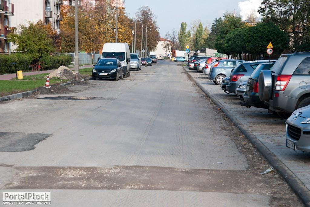 Remont ul. Na Skarpie i Polnej - Zdjęcie główne