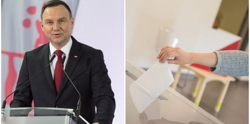 W powiecie płockim ogromna przewaga Andrzeja Dudy. Jak głosowały gminy? - Zdjęcie główne